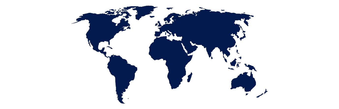 Mobydick locations on world map