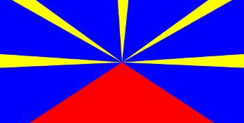La reunion Flag